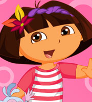Dora Vacation Dress Up
