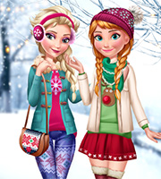 Eliza and Annie Winter Trends