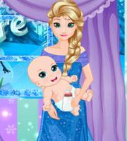 Elsa Baby Care
