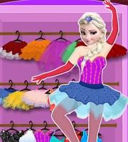 Elsa Ballet Dancer