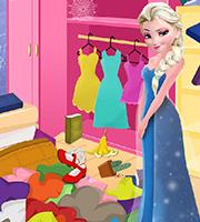 Elsa Bedroom Cleaning