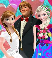 Elsa Bridesmaid