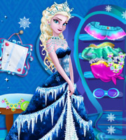 Elsa Closet Cleaning