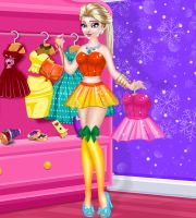 Elsa Dress Designer 2
