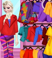 Elsa Fresh Spring Dress Up