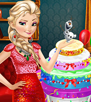 Elsa Frozen Birthday