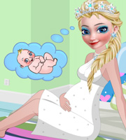 Elsa Mommy To Be