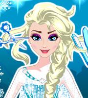 Elsa New Hairstyles