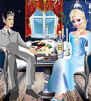 Elsa Romantic Dinner
