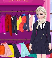 Elsa School Uniform