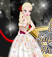 Elsa Superstar Princess