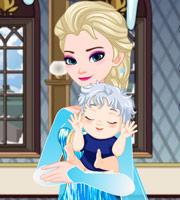 Elsa's Zombie Baby