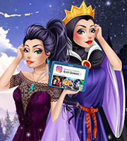 Evil Queens Modern Makeover H5