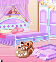 Fairy Tale Baby Room Decoration