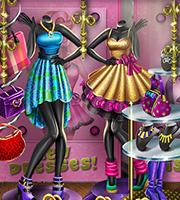 Fashion Boutique Window