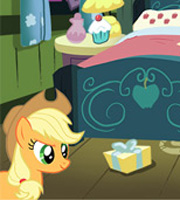Find Applejack's Stuff