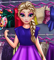Frozen Princess Wardrobe