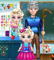 Frozen School Day