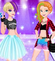 Frozen Sisters Double Trouble