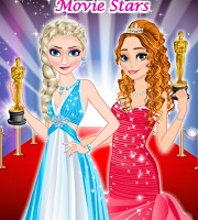 Frozen Sisters Movie Stars