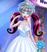 Fynsy's Wedding Salon Draculaura