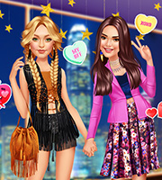 Gigi and Kendall Fashionistas
