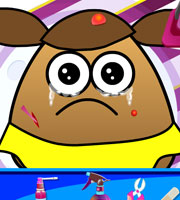 Girl Pou Doctor