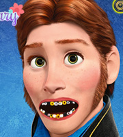Hans Frozen Dentist