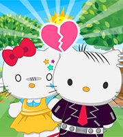 Hello Kitty's New Boyf...