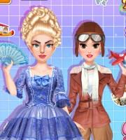 Historic Cosplay Social Media Adventure