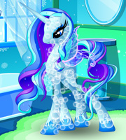 Iced Pony Pet Salon
