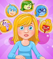 Inside Out Emotion Frenzy
