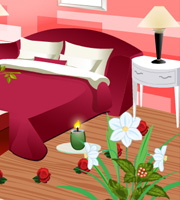 Interior Designer - Romantic Bedroom