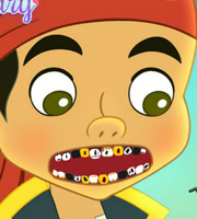 Jake The Neverland Pirates At The Dentist