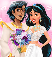 Jasmine's Magical Wedding