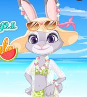 Judy Hopps Summer Style