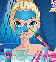 Last Minute Makeover Elsa