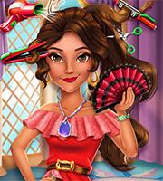 Latina Princess Real Haircuts