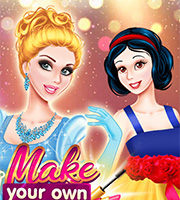 Make your own princess