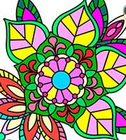 Mandala Coloring Game AgnesGamescom