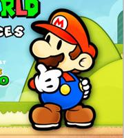 Mario World 35 Differences