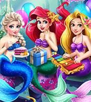 Mermaid Birthday Party H5