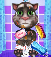 Messy Baby Tom