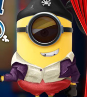 Minion Carnival Dress Up