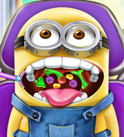 Minion Throat Doctor