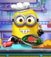Minions Real Cooking