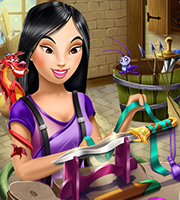 Mulan's Crafts