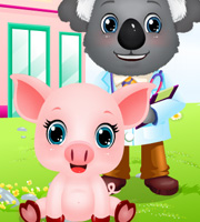 My Baby Piggy Pet Doctor