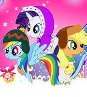 Pony Style Winter Looks