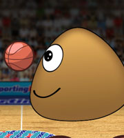 Pou Basketball